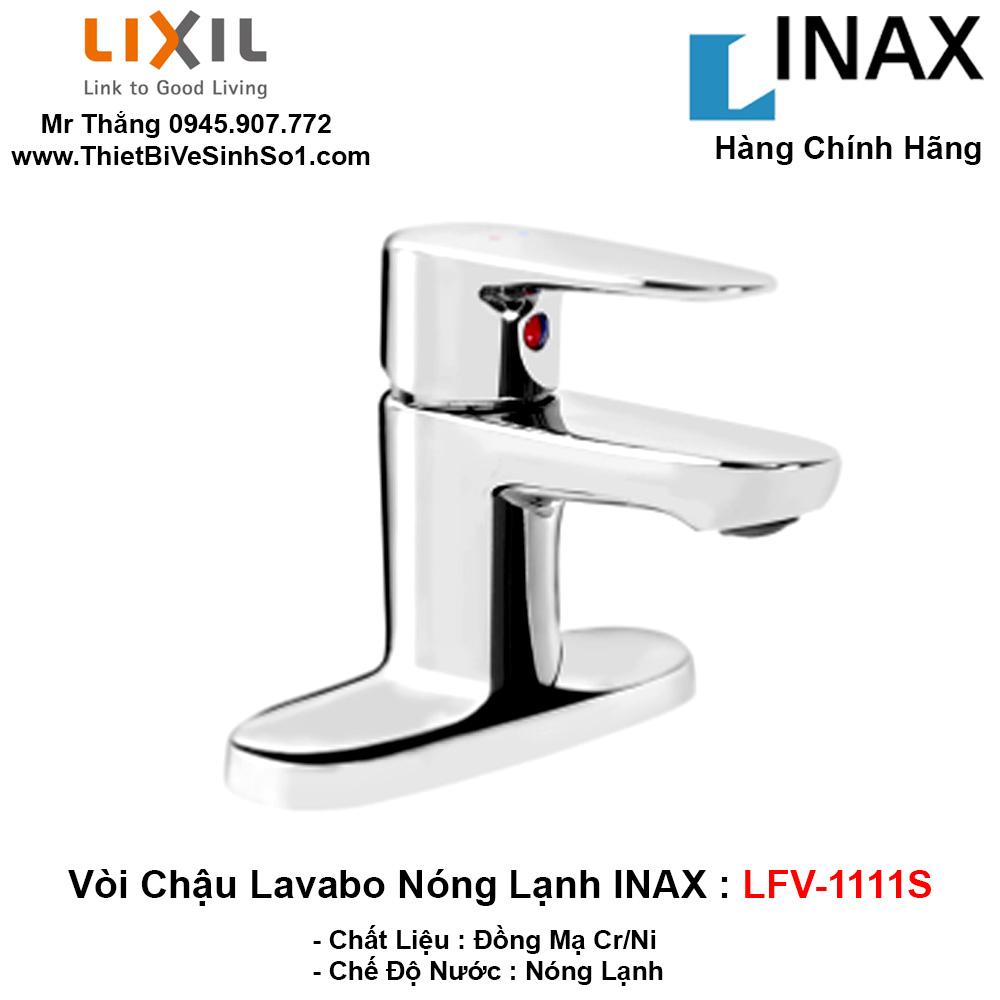 Vòi Chậu Lavabo inax LFV-1111S