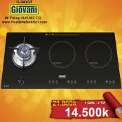 BẾP-GAS-ĐIỆN-TỪ-GIOVANI-G-343-GT